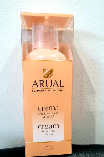Arual Professional Hand and Body Cream 400ML