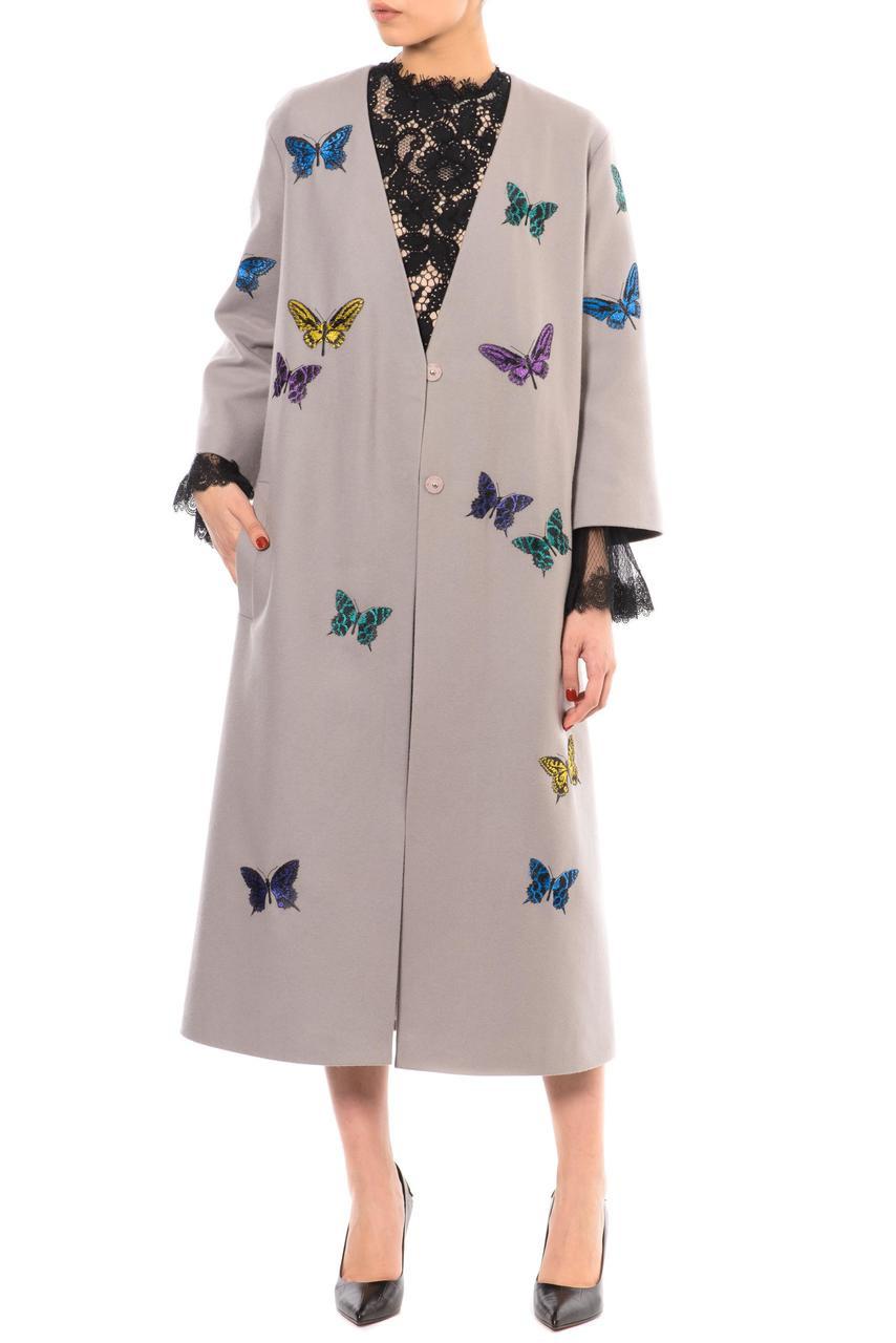 Seven Lab Beige Spring Coat