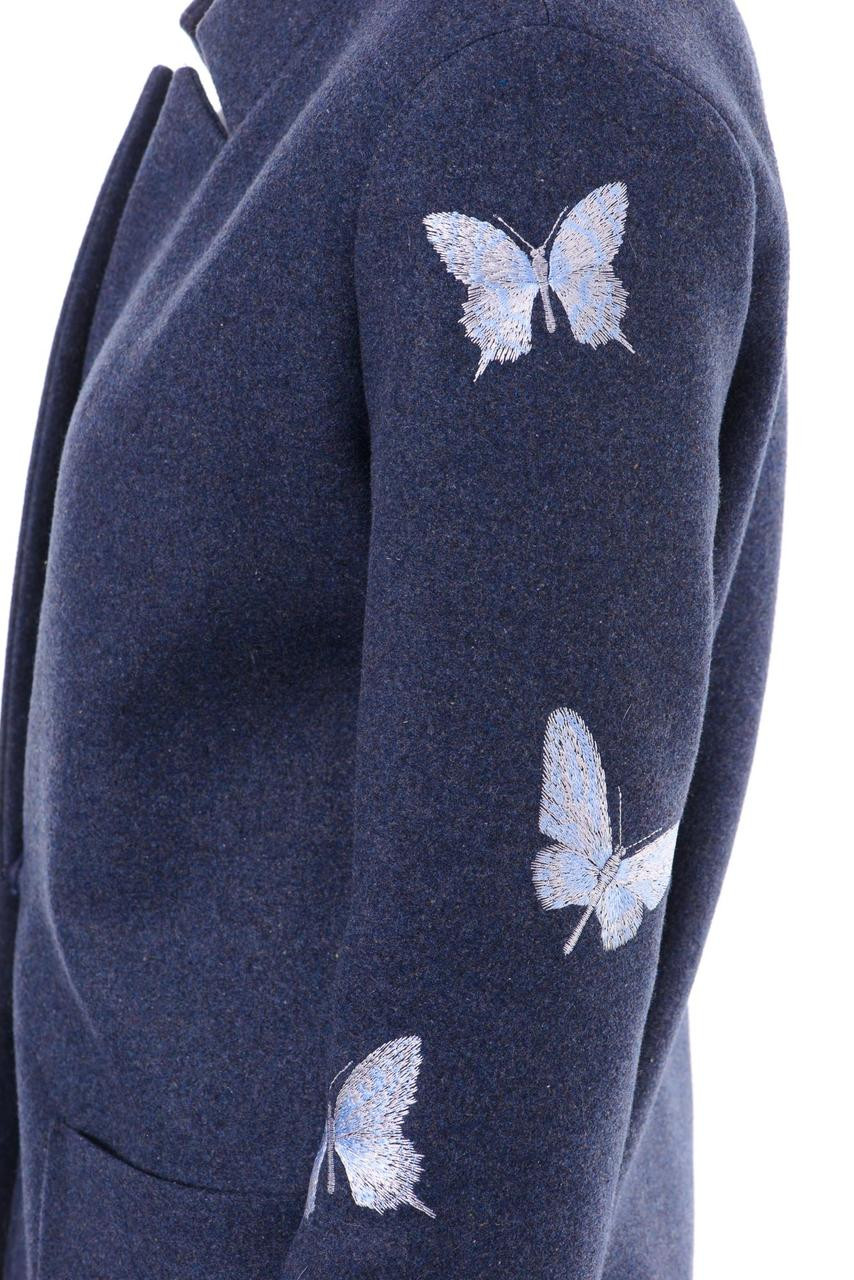 Seven Lab Navy Soft Butterfly