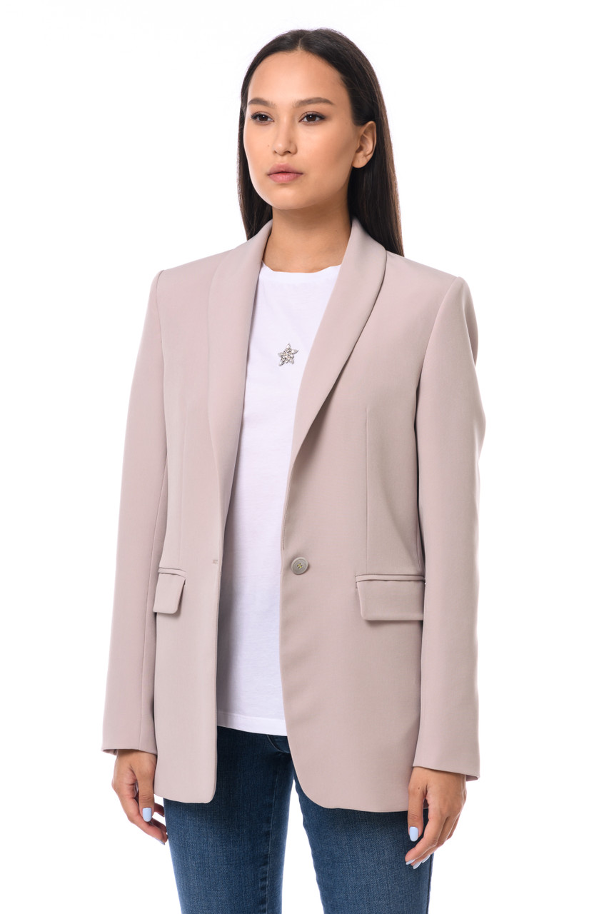"""N1 VERY LIMITED EDITION"" Beige Blazer SEVEN LAB"