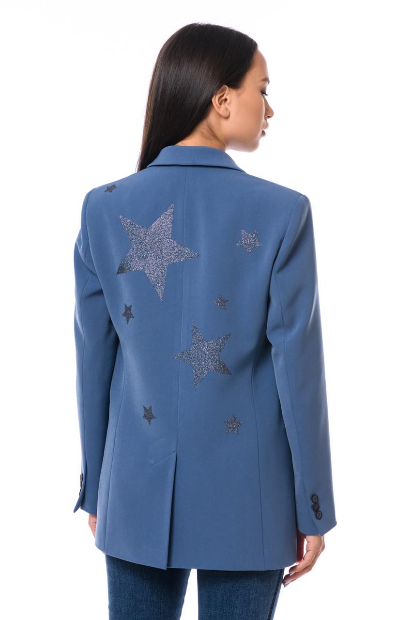 """SHINING STAR"" Blue Blazer SEVEN LAB"