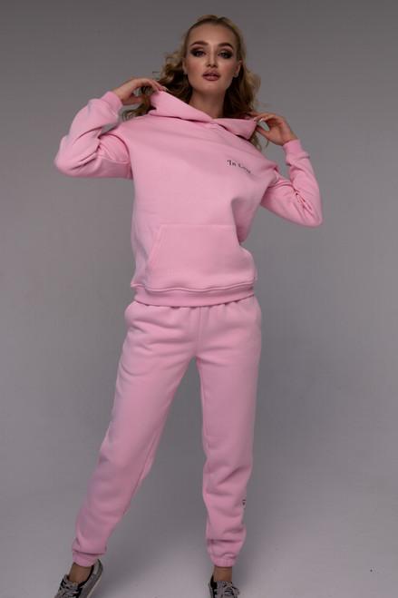 "Pink flees track suit ""In love"""