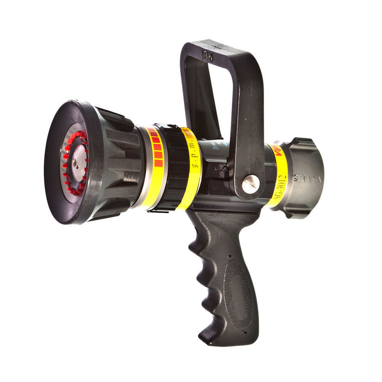 Our most popular, and versatile, nozzle. Comes with a pistol grip and is available in NH (NST) or NPSH threads.