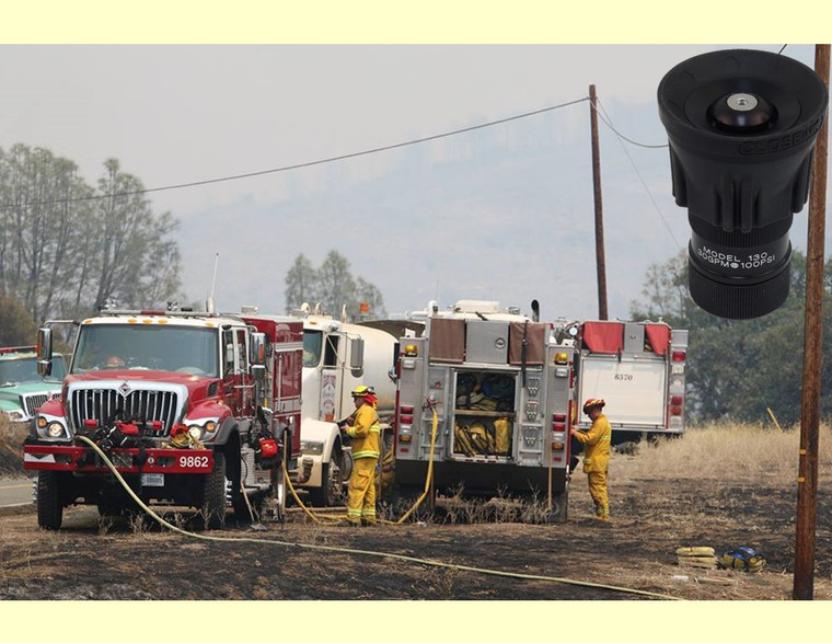 Photo courtesy of Cal Fire