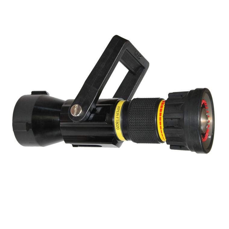 """125 - 250 GPM 2 1/2"""" automatic nozzle non pistol grip version"""