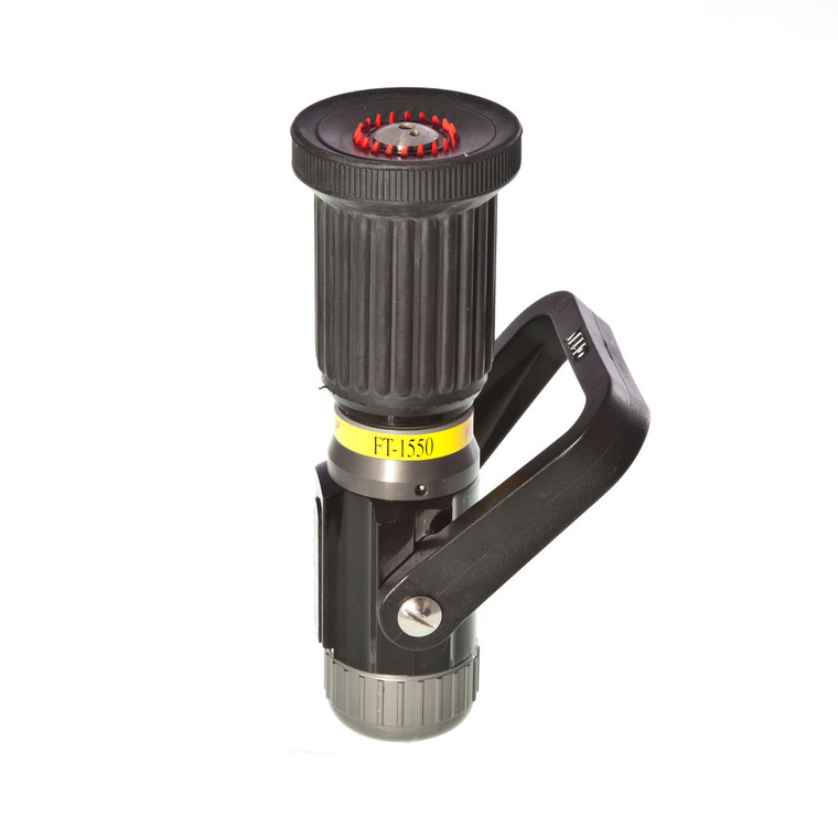 """15 - 50 GPM 1"""" automatic nozzle without pistol grip"""