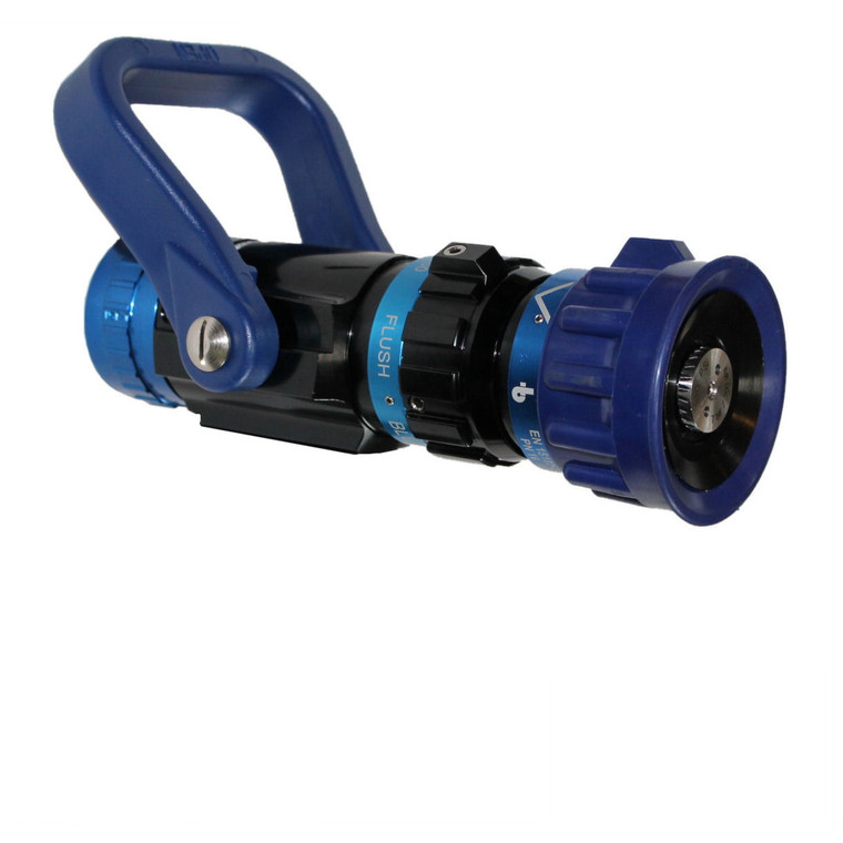 """15 - 60 GPM 1"""" Select Gallonage non pistol grip version nozzle"""