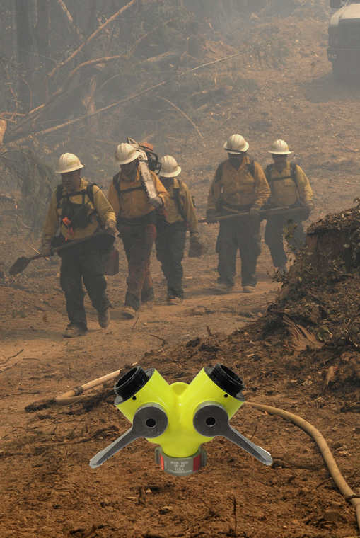 WV15 High Viz-ideal for wildland fires-photo courtesy of USFS