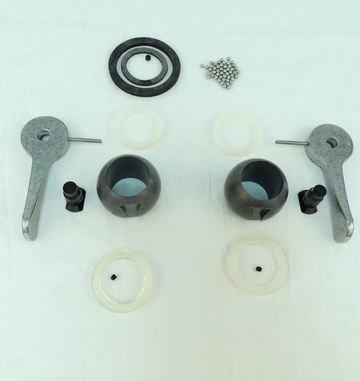 Wye valve repair kit