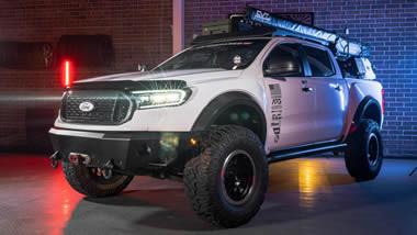 Ford Ranger (19+): Morimoto XB LED Headlights | Preorder Now