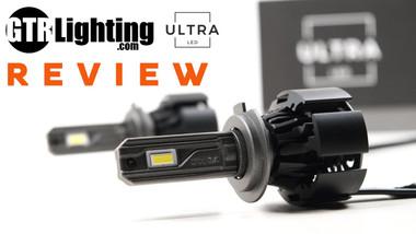 Top Rated GTR Lighting Ultra 2 LED Bulbs!