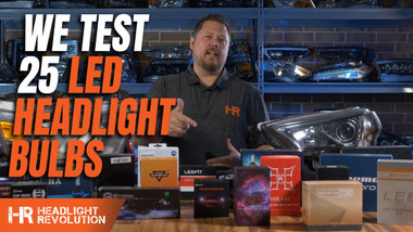 Best and Brightest LED Headlight Bulbs?