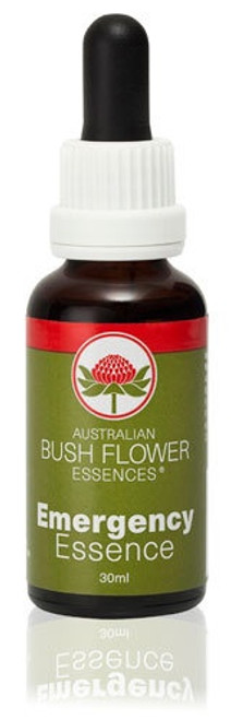 Australian Bush Flower Essences Emergency Essence 30ml