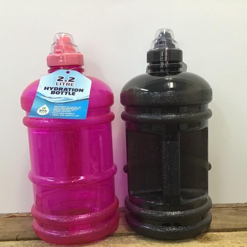 Hydration Bottle 2.2L Ass