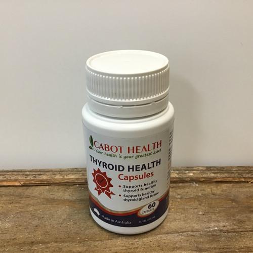 CABOT HEALTH Thyroid Health 60c