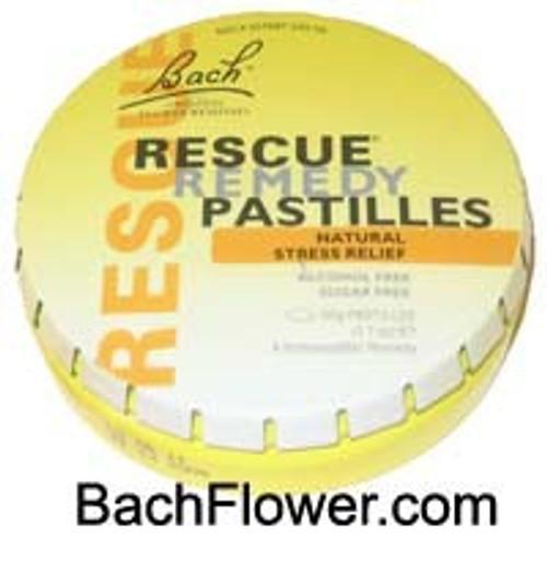 BACH Rescue Pastilles 50g DELETE