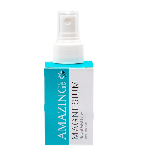 Amazing Oils Magnesium Spray 60ml