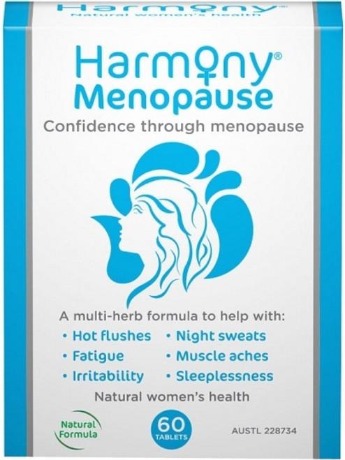 M&P Harmony Menopause 60t