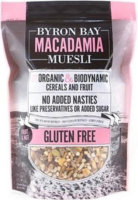 Byron Bay Macadamia Muesli Gluten Free 700g