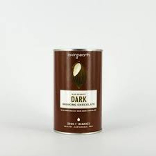 Loving Earth Dark Drinking Chocolate 250g