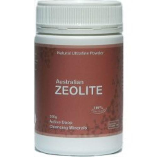 Aust Zeolite Clay 200g