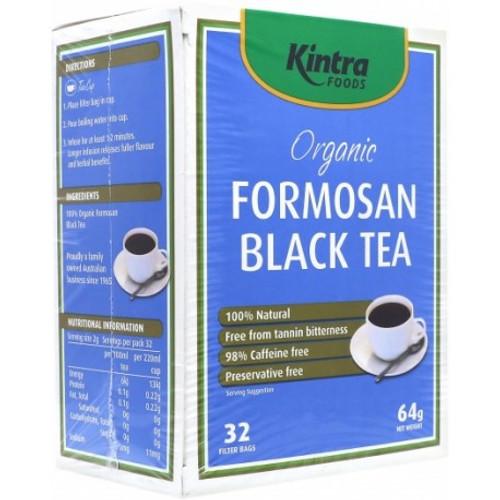 Kintra Foods Formosan Black Tea 32tb