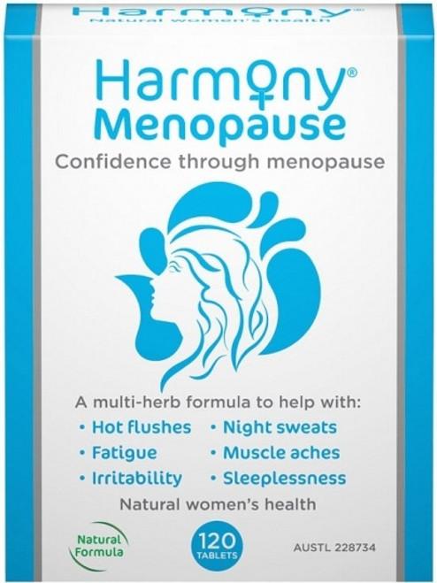 M&P Harmony Menopause 120t