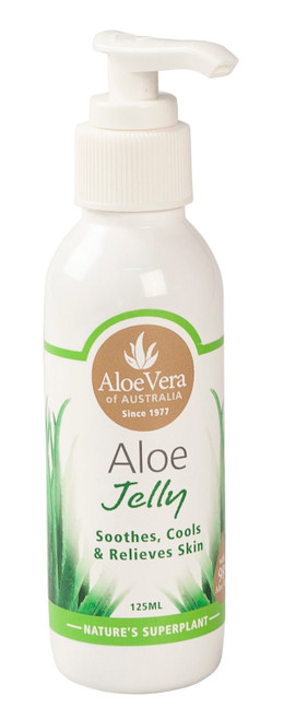 Aloe Vera Of Australia Aloe Jelly 98% 125ml
