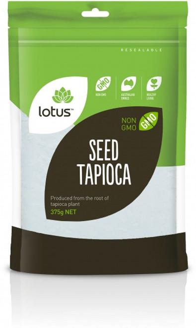 Lotus Seed Tapioca (Sago) 375g