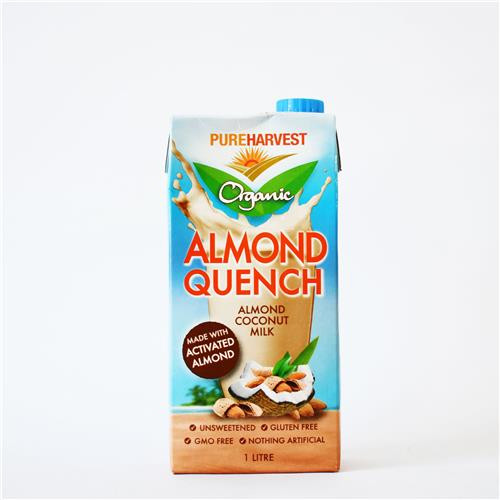 Pure Harvest Organic Almond Coconut Quench 1L