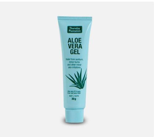 Thursday Plantation Aloe Vera Gel 30g  RRP $5.39