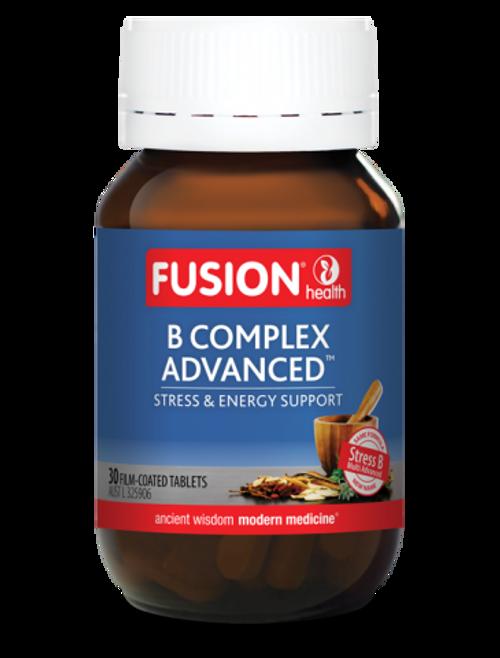 Fusion B Complex Advanced 30T RRP $29.95