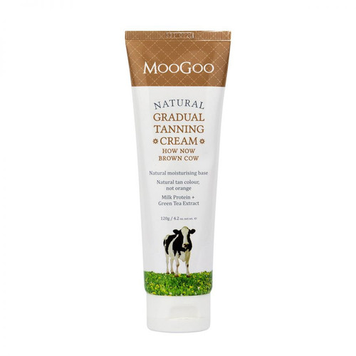 MooGoo How Now Brown Cow - Tanning Cream 120g