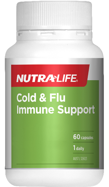 NutraLife Cold & Flu Immune Support