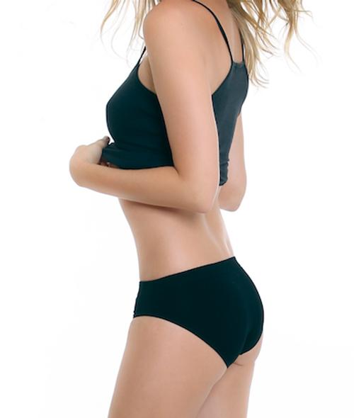 Boody Classic Bikini Black