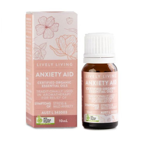 Lievely Living Anxiety Aid