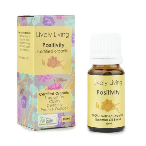 Lively Living Positivity Blend