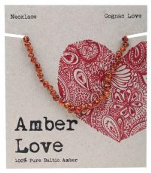 Amber Love Adult's Bracelet 100% Baltic Amber 20cm