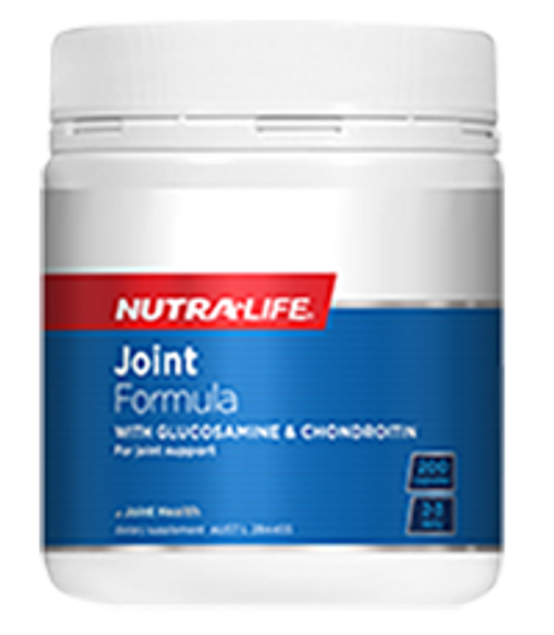 NUTRALIFE Joint Care 200c RRP $89.99