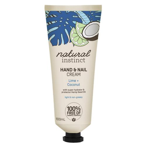 Natural Instinct Hand & Nail Cream 100ml