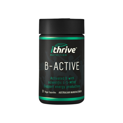 iThrive Nutrition B-ActiveDELETE