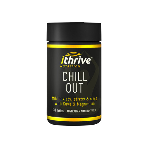 iThrive Nutrition Chill OutDELETE