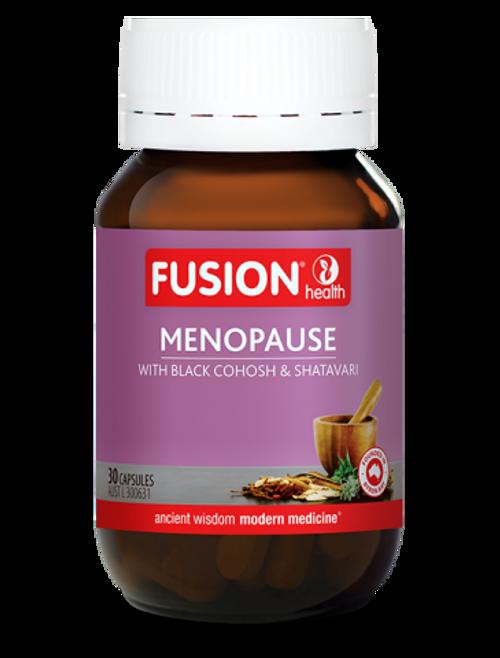 FUSION Menopause 30t RRP $30.95 DELETE