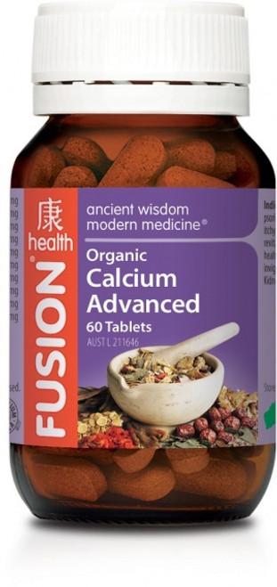 FUSION Calcium Advanced 60t RRP $29.95