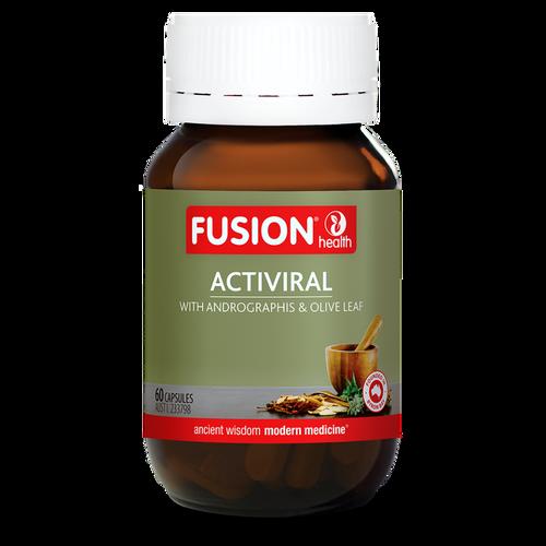 Fusion ActiViral 60c  RRP $44.95
