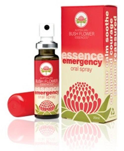 Australian Bush Flower Essences Emergency Oral Spray 20ml