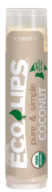 Eco Lips Lip Balm Coconut