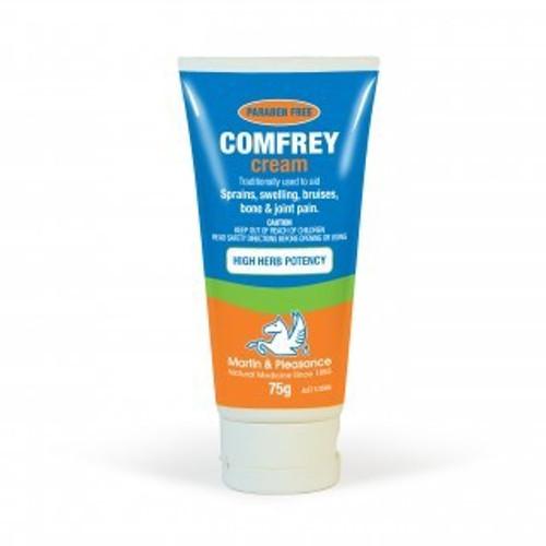M&P Comfrey Cream 75g tube