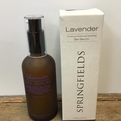 Springfields Advncd Hydrating Gel Lavender 100ml