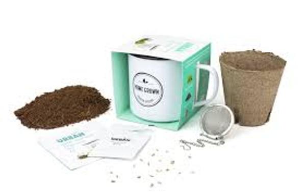 Urban Greens Grown Your Own Tea Peppermint
